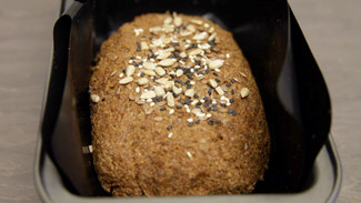 Pan de linaza | Linseed bread