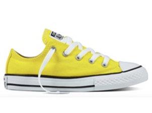 converse amarilla