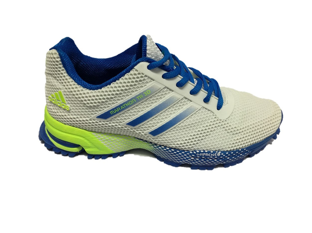 Adidas Marathon TR 3D azul