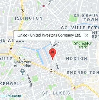 UNICO Location in London