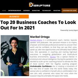 Featured in: Disruptors Magazine