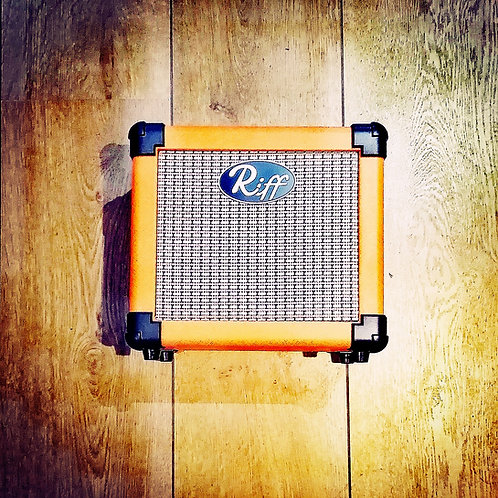 Riff 10w Guitar Amp battery/mains