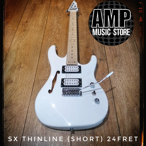 Sx Thinline 24fret Shortscale
