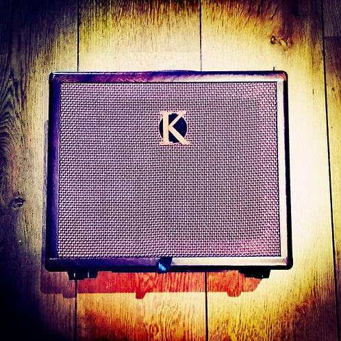 Kinsman 45w acoustic amp with fx battery/mains