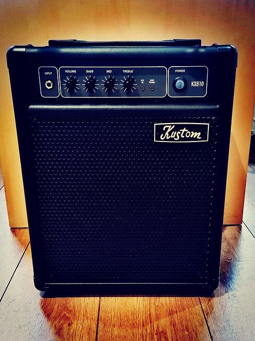 Kustom 10w Bass Amp