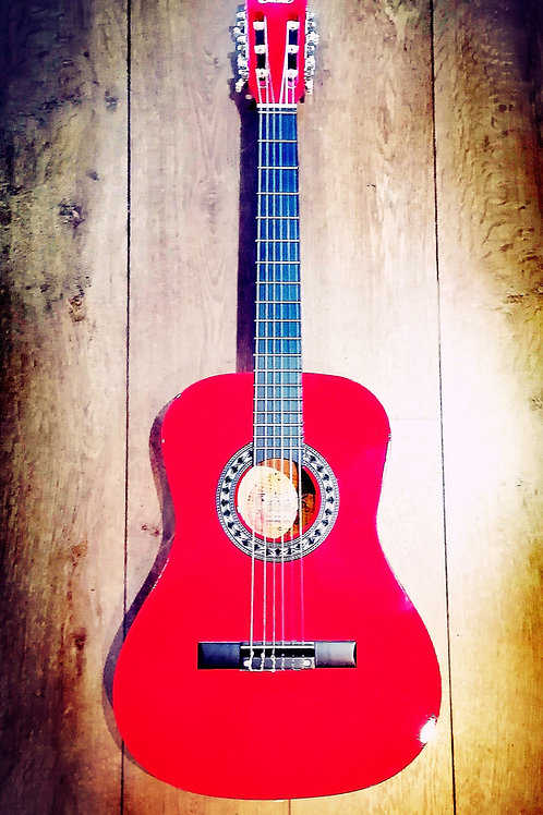 Encore 3/4 nylon string guitar