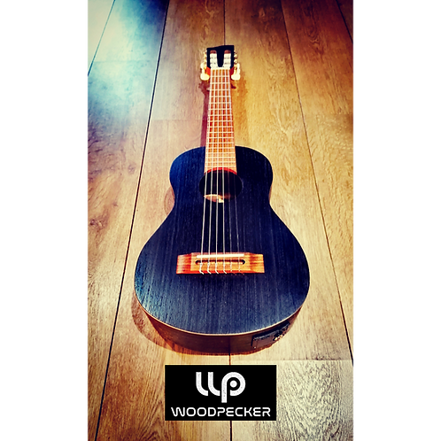 "Woodpecker 31"" Travel Guitar"