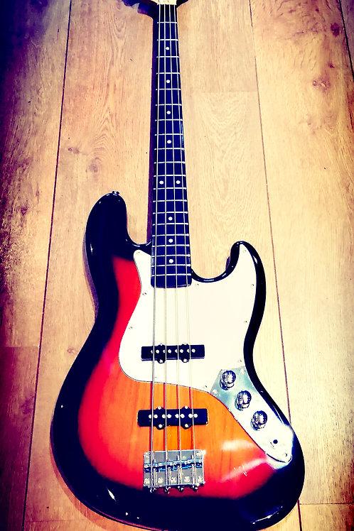 Artist series Jazz Bass