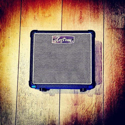 Kustom 10w guitar amp battery/mains