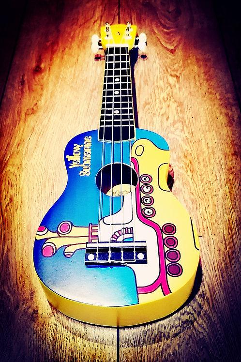 Beatles Soprano Ukulele