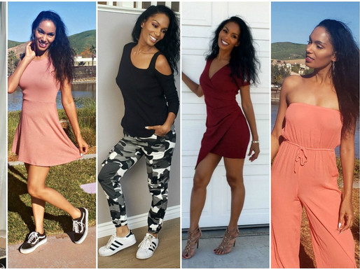 FUN WITH FASHION (March - June 2019)