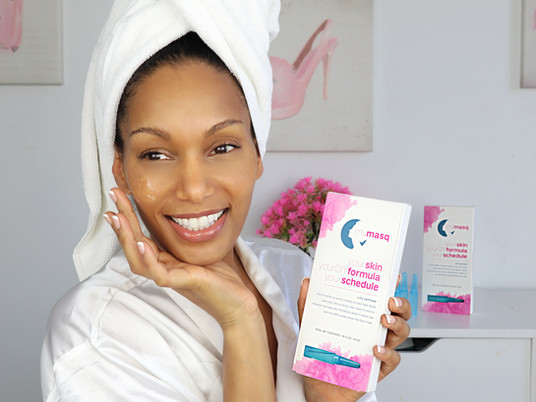 MyMasq - create the best mask for your skin!