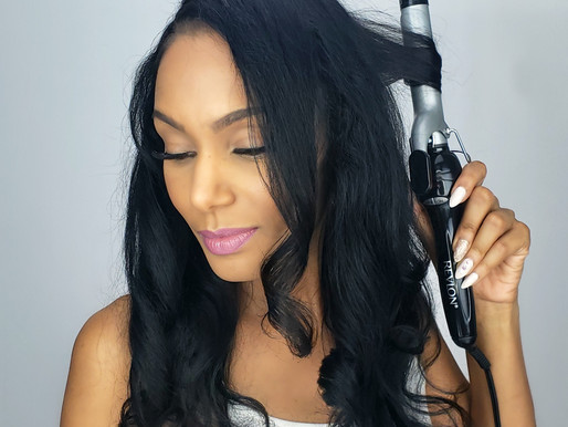 MY HOLIDAY HAIR SOLUTION – REVLON HAIR TOOLS TO THE RESCUE!