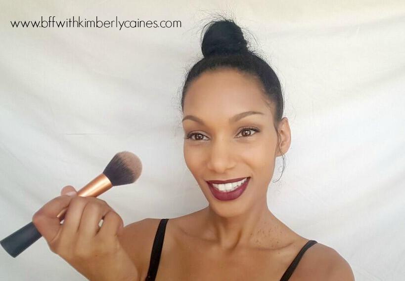 Kimberly Caines Makeup Tutorial