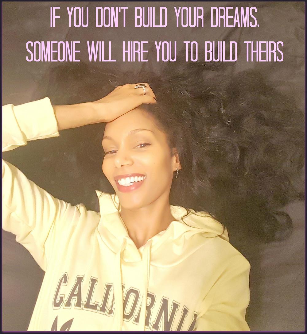 Kimberly Caines inspiration