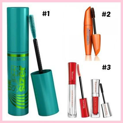 Kimberly Caines top Mascaras