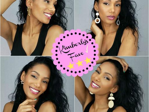 Kimberly's Fave! Ettika Earrings