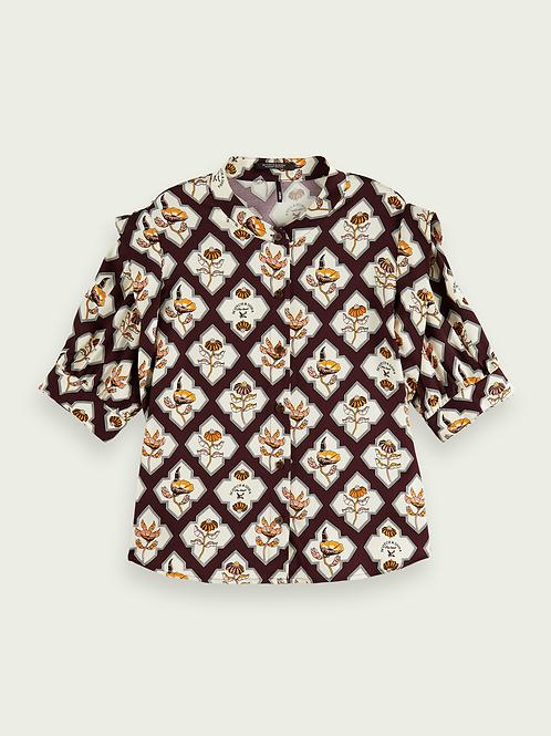 Scotch & Soda Short Sleeve Shirt