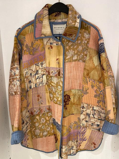 Sissel Edelbo Belle Silk Patchwork Jacket