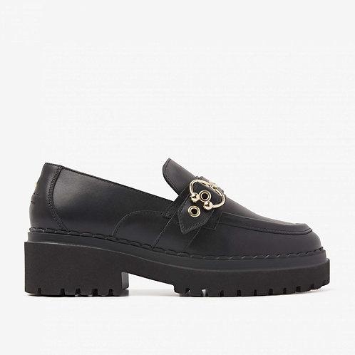 Nubikk Fae Gatsby Black loafers