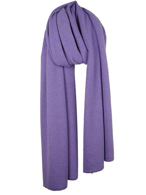 SjaalMania Cosy Chic Purple Haze
