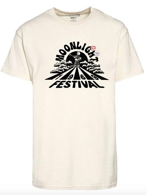 NewTone T-shirt Trucker Natural Moonlight