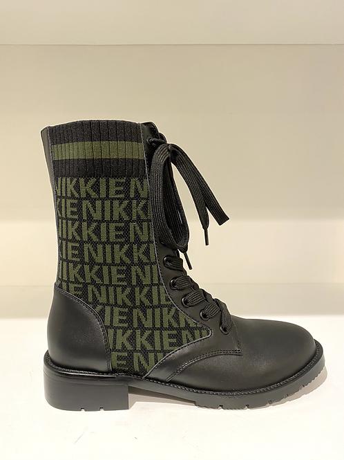 Nikkie Diora Jacqard boots