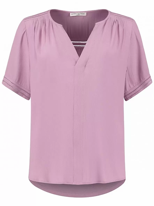 Circle of Trust Cristy Blouse Peony