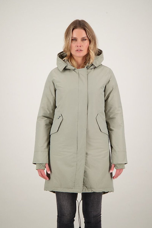 AIRFORCE Fishtail Parka Silver Sage