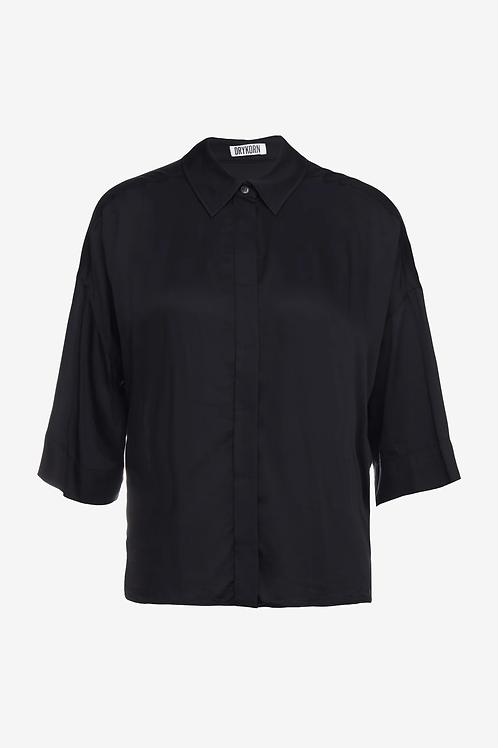 Drykorn Therry Overhemdblouse Black