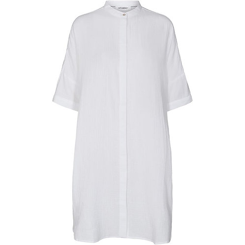 Co'Couture Crepe Tunic Shirt