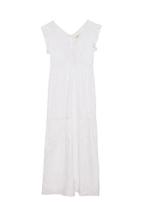 Maison Hotel Anahi Dress Pure White