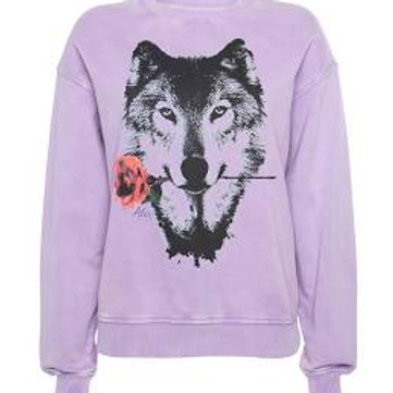 ALIX THE LABEL Wolves sweater