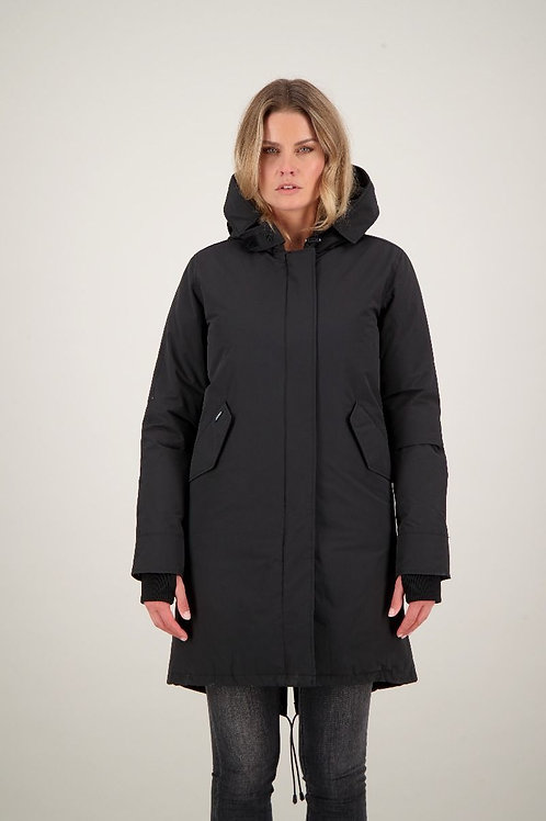 AIRFORCE Fishtail Parka True Black