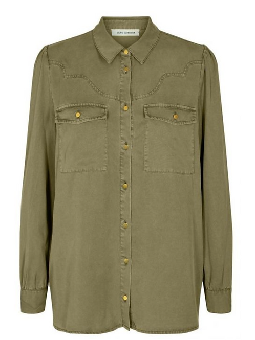 Sofie Schnoor Army Blouse