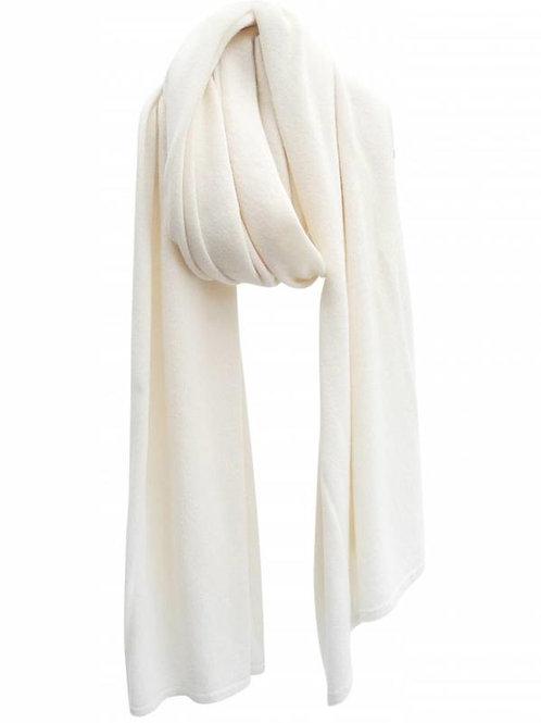 SjaalMania Cosy Chic Creamy White