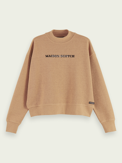 Scotch & Soda relaxed fit sweater