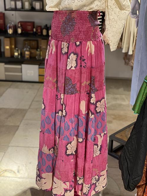 Sissel Edelbo Tessa Mix Silk Skirt
