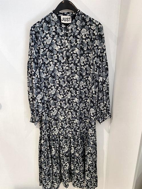 JUST FEMALE Effie maxi dress