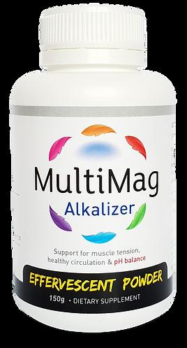 MultiMag Alkalizer Powder 150g