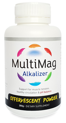 MultiMag Alkalizer Powder 300g
