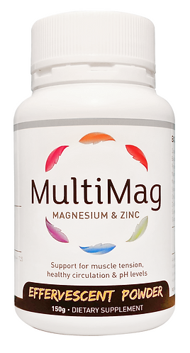 MultiMag Effervescent Powder 150g
