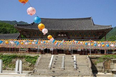 Bouddhist Temple
