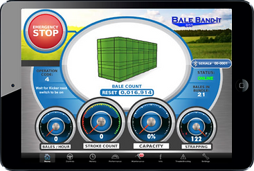 iBand-it for iPad - Bale Band It
