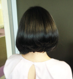 Hair- Bob style