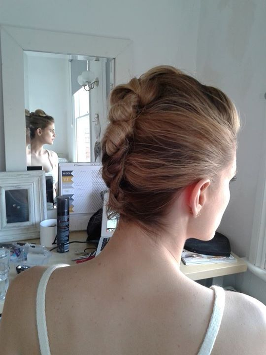mobile Hair Up services London