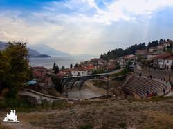 Ohrid lake - FYROM