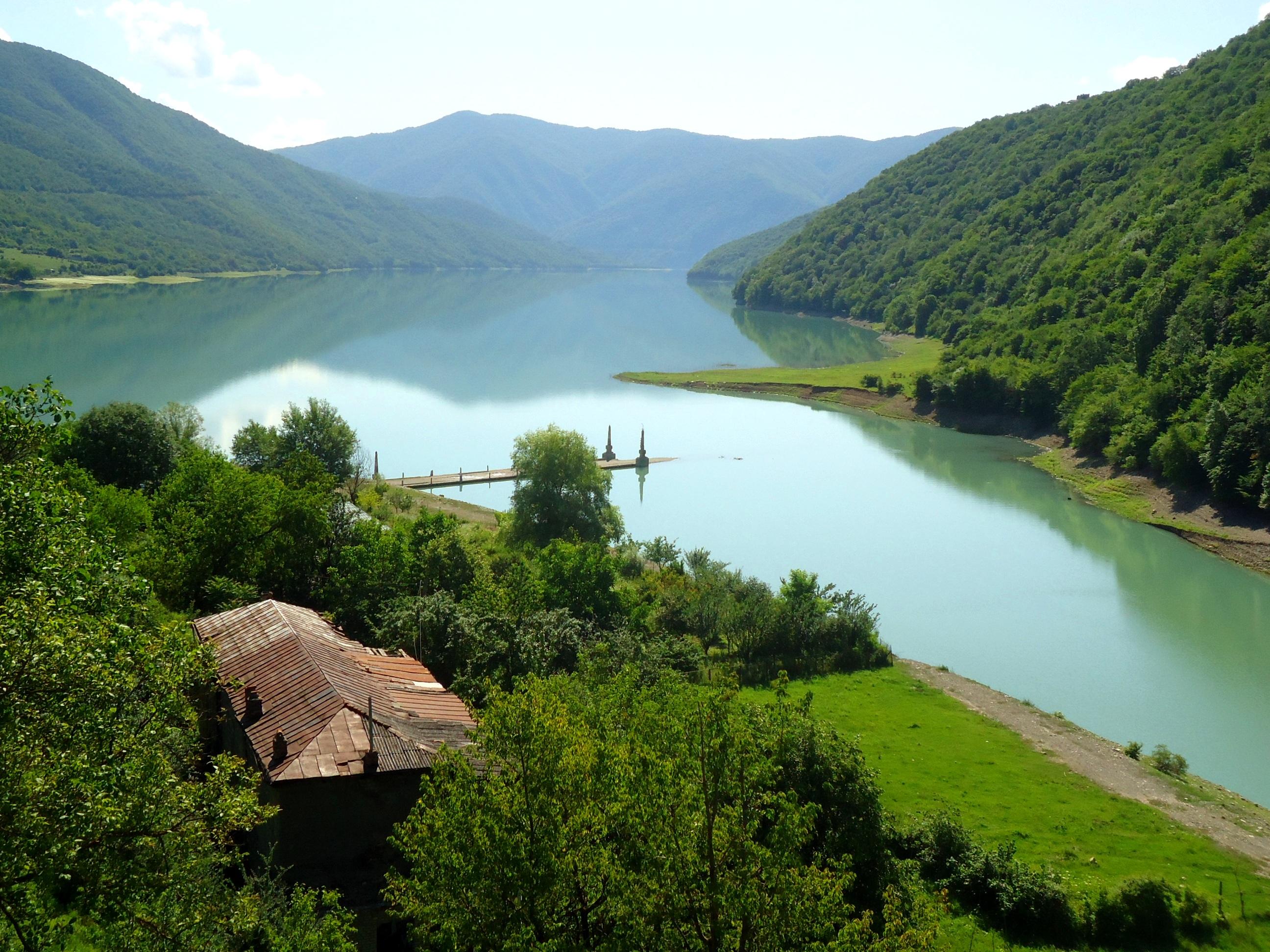 Ananuri - Georgia