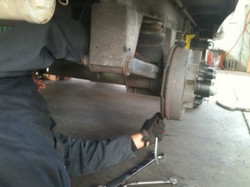 Undercarriage Service