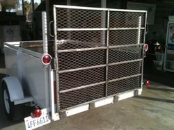 Ramp and Gate Fabrication